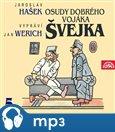 Osudy dobrého vojáka Švejka V. - obálka