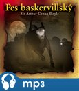 Pes baskervillský - obálka