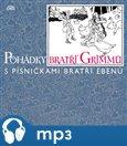Pohádky bratří Grimmů - obálka
