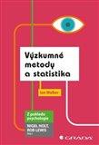 Výzkumné metody a statistika - obálka