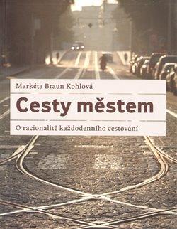 Obálka titulu Cesty městem