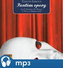 Obálka titulu Fantóm opery