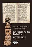 Encyklopedie baltské mytologie - obálka