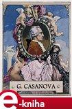 Paměti Giacoma Casanovy - obálka