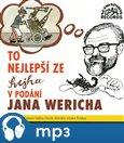 To nejlepší ze Švejka v podání Jana Wericha - obálka