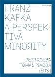 Franz Kafka a perspektiva minority - obálka