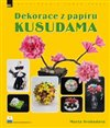 Dekorace z pap&#237;ru - Kusudama