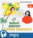 O makové panence a motýlu Emanuelovi - obálka