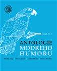 Antologie modrého humoru - obálka