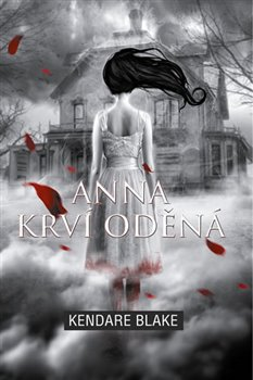 Obálka titulu Anna krví oděná