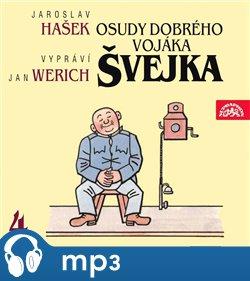 Osudy dobrého vojáka Švejka IV., mp3 - Jaroslav Hašek