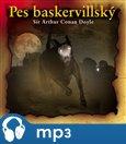 Pes baskervillský (Mp3 ke stažení) - obálka