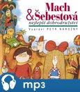 Mach & Šebestová-Nejlepší dobrodružství - obálka