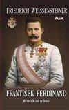 František Ferdinand (Krůček od trůnu) - obálka