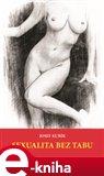 Sexualita bez tabu - obálka
