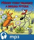 Příhody Ferdy Mravence a brouka Pytlíka - obálka