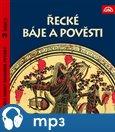 Řecké báje a pověsti (Komplet 1-3) - obálka