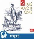 Staré pověsti české - obálka