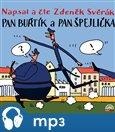 Pan Buřtík a pan Špejlička - obálka
