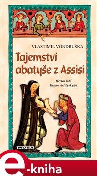 Obálka titulu Tajemství abatyše z Assisi