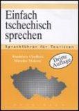 Einfach tschechisch Sprechen - obálka