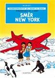 Směr New York (Jo, Zefka a Žoko 2) - obálka