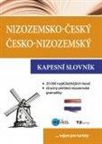 Nizozemsko-český/česko-nizozemský  kapesní slovník - obálka
