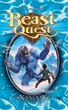 Nanook, ledový netvor (Beast Quest 5.) - obálka