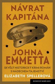 Obálka titulu Návrat kapitána Johna Emmetta