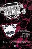 Příšerná parta je zpět (Monster High 4) - obálka