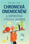 Obálka knihy Chronická onemocnění a doporučená výživová opatření