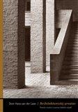Architektonický prostor (Patnáct naučení o povaze lidského obydlí) - obálka