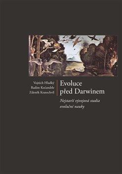 Obálka titulu Evoluce před Darwinem