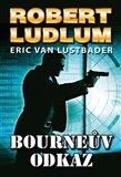 Bourneův odkaz - obálka