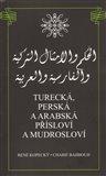 Turecká, perská a arabská přísloví a mudrosloví - obálka