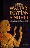 Egypťan Sinuhet - obálka