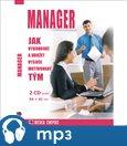 Manager (Jak vybudovat a udržet vysoce motivovaný tým) - obálka