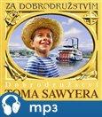 Dobrodružství Toma Sawyera (Mp3 ke stažení) - obálka
