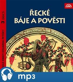 Řecké báje a pověsti, mp3 - Eduard Petiška