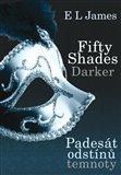 Fifty Shades Darker - Padesát odstínů temnoty (2. díl) - obálka