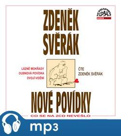Nové povídky - Co se na 2CD nevešlo - Zdeněk Svěrák mp3