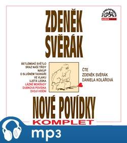 Nové povídky, mp3 - Zdeněk Svěrák