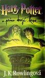 Harry Potter a princ dvojí krve - obálka