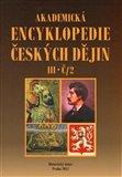 Akademická encyklopedie českých dějin - obálka