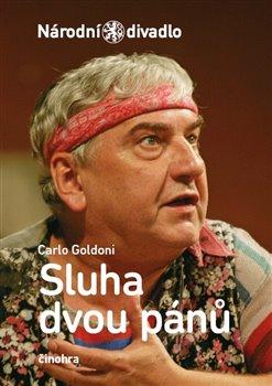 Kniha Sluha dvou pánů (Carlo Goldoni)