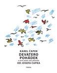 Devatero pohádek (a ještě jedna jako přívažek od Josefa Čapka) - obálka