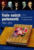 Tváře našich parlamentů - obálka