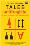 Antifragilita - Jak těžit z nejistoty - obálka