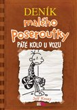 P&#225;t&#233; kolo u vozu (Den&#237;k mal&#233;ho poseroutky 7) - oblka