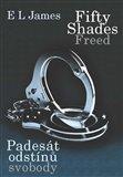 Fifty Shades Freed - Padesát odstínů svobody (3. díl) - obálka